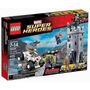 Lego 76041 -marvel Vingadores Combate Na Fortaleza De Hydra