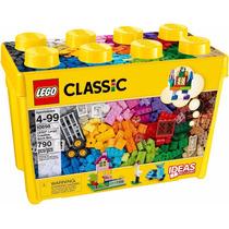 10698 Lego Classic Box Grande De Peças Criativas 790 Pcs