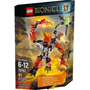 Lego Bionicle 70783 Protector Of Fire - Pronta Entrega