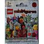 Col06#6 Lego Series 6 Minifigures Flamenco Dancer