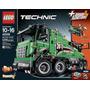 Lego Service Truck - Caminhão Reboque - Technic 2-em-1 42008