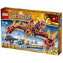 70146 Lego Chima Flying Phoenix Fire Temple