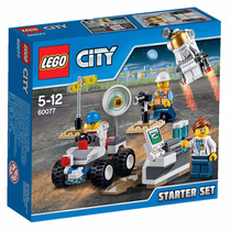 Lego City - Conjunto De Iniciação Espacial 60077 - 107 Peças
