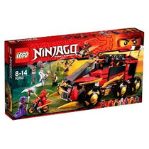 Lego 70750 - Ninjago Mobile Ninja-basis