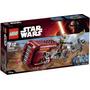 75099 - Lego Star Wars- Speeder Da Rey-193 Peças