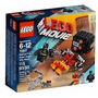 The Lego Movie 2015 Batman & Super Angry Kitty 70817