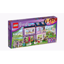 Lego 41095 Lego Friends A Casa De Emma