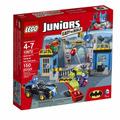 Lego 10672 - Lego Juniors - Batman: Ataque Da Batcaverna