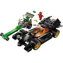 Lego Super Heroes Batman: The Riddler Chase 76012 Pta Entreg