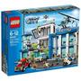 Lego 60047 - Lego City Police - Distrito Policial 854 Peças