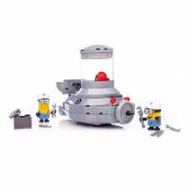 Mega Bloks Minions Veiculos - Mattel