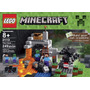 Lego Minecraft - A Caverna - 21113 - 249pcs - Pronta Entrega