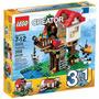 Lego 31010 Creator - A Casa Na Árvore 356 Peças Set 3 Em 1