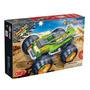 Brinquedo Blocos De Montar Banbao Corrida Carro Thunder 8603
