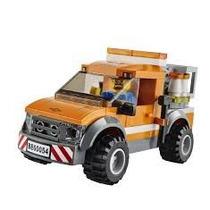 Lego City Manutenção Da City
