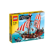 Lego Pirates Navio Dos Piratas 70413 The Brick Bounty