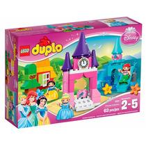 Lego Duplo - Coleção Disney Princesas - 10596 - 63 Peças