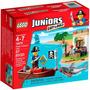 Lego Juniors 10679 Piratas Em Caça Ao Tesouro 57 Peças