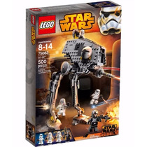 Lego Star Wars 75083 At-dp Pilot Robo Grande Com 4 Bonecos