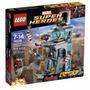 Lego Super Heroes 76038 Ataque A Torre Dos Vingadores 515pcs