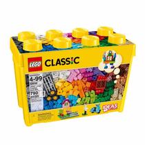 Lego Caixa Grande De Peças Criativas (790 Peças) 10698 + Nf