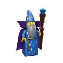 Lego Minifiguras Série 12 - Wizard By Tbc