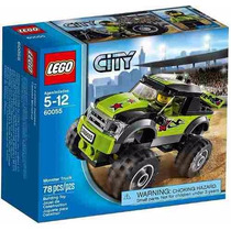 Lego City Monster Truck - Nº60055