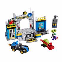 Lego Juniors Ataque Da Batcaverna 150 Peças 10672