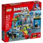 Lego Juniors - Batman: Ataque Da Batcaverna