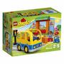 Lego Duplo - Ônibus Escolar Frete Grátis Brasil!!!!