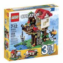 Lego Creator 31010 A Casa Na Árvore - 356 Peças