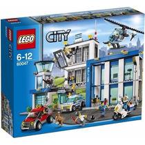 Lego 60047 Cidade City Distrito Policial Original 12x