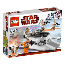 8083#1 Lego Star Wars Rebel Trooper Battle Pack