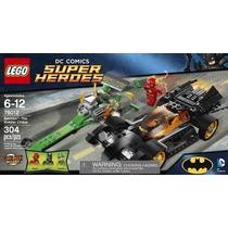 Lego 76012 - Super Heroes - Batman A Perseguição Do Riddler
