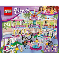 41058 Lego Friends Heartlake Shopping