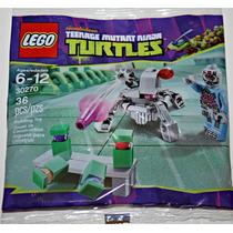 30270#1 Lego Tartarugas Ninja Kraang Laser Turret Polybag