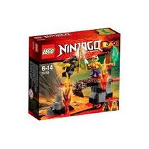 Lego 70753 Ninjago Quedas Da Lapa Lancamento