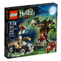 9463#1 Lego Monster Fighters The Werewolf