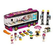 Lego Friends 41106 Onibus Da Turne Da Pop Star 446 Peças