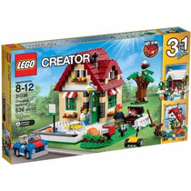 Lego Creator 31038 Changing Seasons, Nova, Pronta Entrega!