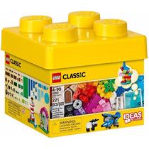 Tk0 Lego Classic 10692 Creative Bricks 221pcs