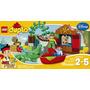 Lego Duplo - A Visita De Peter Pan - 10526 - Disney Junior