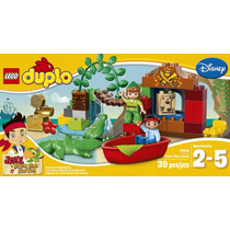 Lego Duplo - A Visita De Peter Pan - 10526 - Disney Junior