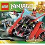 Lego Ninjago - Tanque Devastador 70504