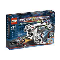 Lego Space Police 5983, Muito Raro, Novo, Pronta Entrega