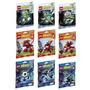 Lego Mixels Coleção Completa Serie 4 Com 9 Sets - 521 Peças