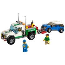 60081 - Lego City Great Vehicles - Caminhão Rebocador
