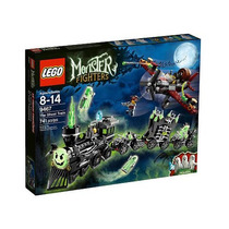 9467#1 Lego Monster Fighters The Ghost Train