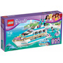 Lego Friends - Cruzeiro Com Golfinhos 41015 - 612 Peças