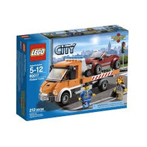 Lego City Carro Rebogue